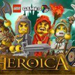 Lego Heroica : un «legoscape» ?